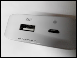 USB port fake