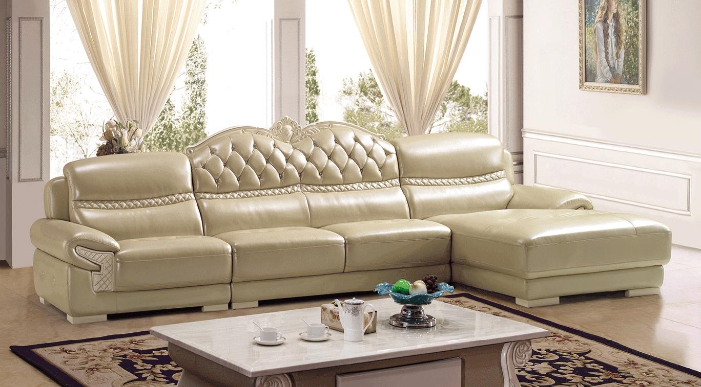 Sofa L Santai Minimalis Modern
