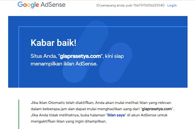 Cara Lolos Review Site Google AdSense Terbaru