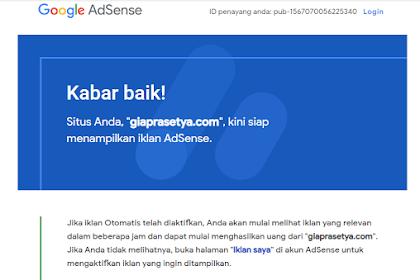 Cara Lolos Review Site Google AdSense Terbaru 2019