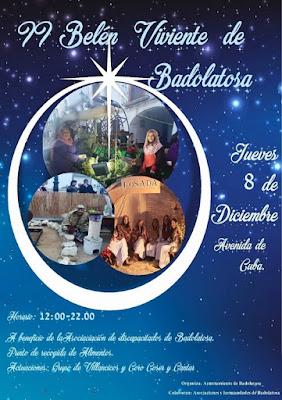 Belén Viviente de Badolatosa 2016  (Sevilla)