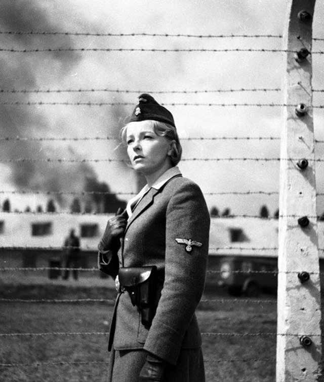 World War II in Pictures: Female Camp Guards