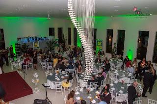 Empresários de vários segmentos participaram do evento e lotaram o salão do La Blanca, em Registro