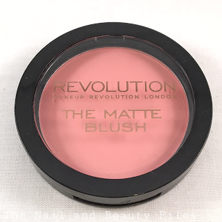 Makeup Revolution, Matte Blusher
