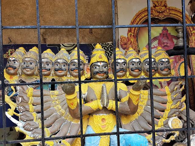 Kailasa Vahana at Bhoga Nandeeshwara Temple