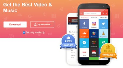 Snaptube apk free android app for downloading youtube videos