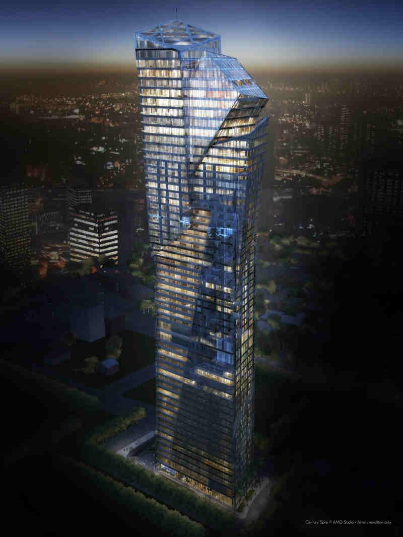 Century Properties Inc : CENTURY SPIRE RESIDENCES