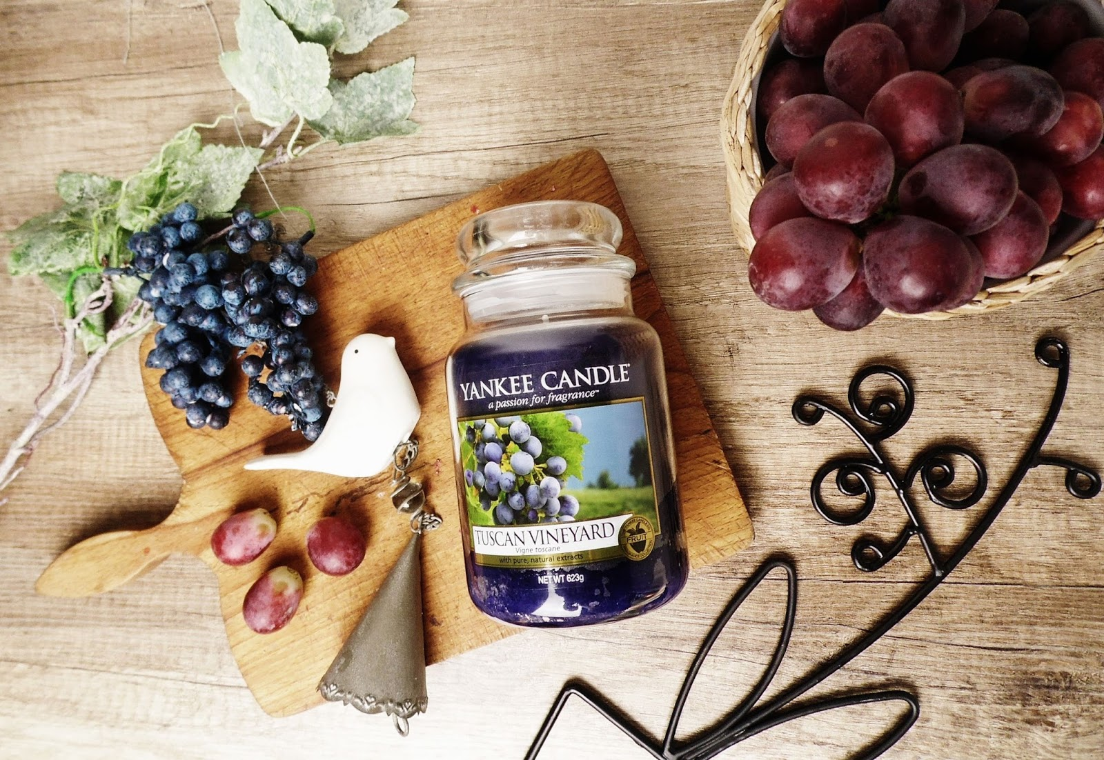 Yankee Candle Tuscan Vineyard