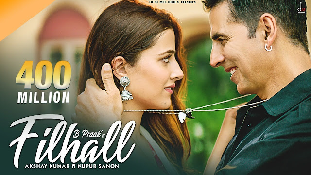 Filhaal Song Lyrics In Hindi