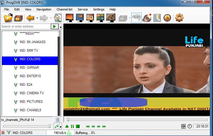 fichier m3u iptv startimes