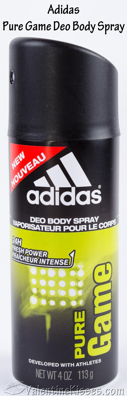 adidas Pure Game Fragrances for Men for sale | eBay