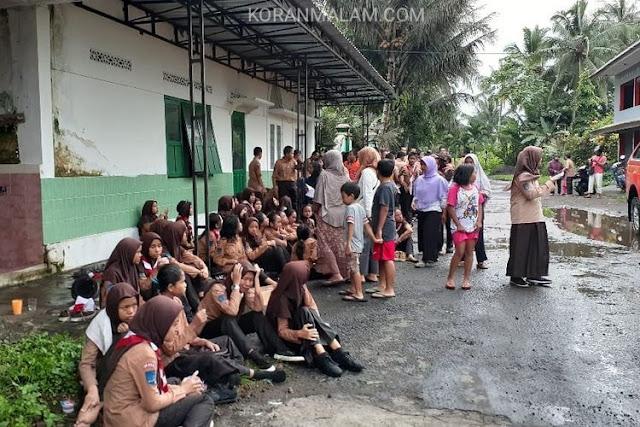 Kesaksian Salma, Siswa SMPN 1 Turi yang Selamat Susur Sungai, Arus Deras Tiba-tiba Datang