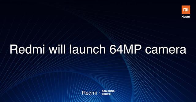 Redmi 64MP camera phone will launch in India in Q4