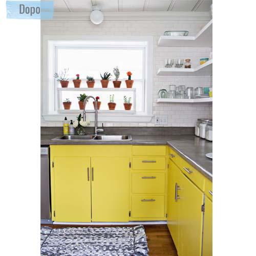 Addio vecchia cucina arredamento facile - Disposizione mobili cucina ...