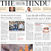 The Hindu News epaper 23rd Jan 2018 Download PDF Online Free