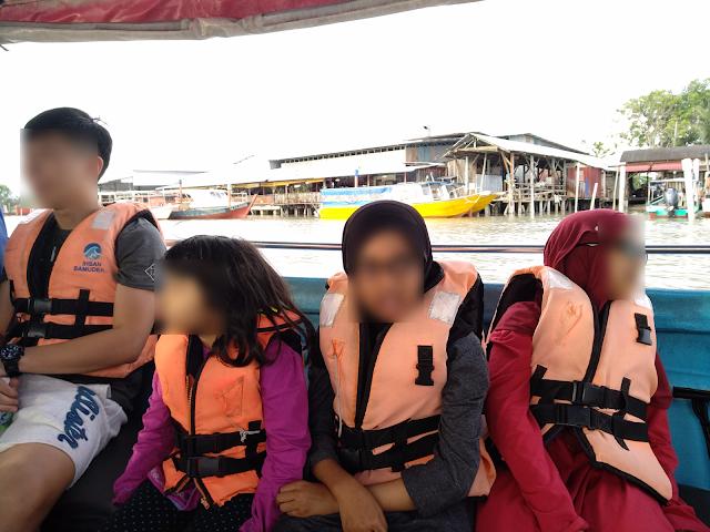 Cuti best dengan anak-anak di Kuala Selangor
