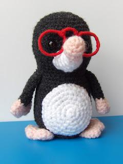 amigurumi, bril, haken, mol, vertaling, wie is de mol