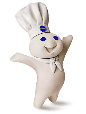 Pillsbury Mascot