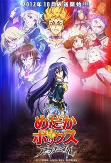 Download Medaka Box Abnormal S2 Subtitle Indonesia (Complete)