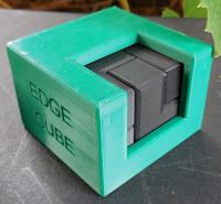 Edge Cube by Andrew Crowell