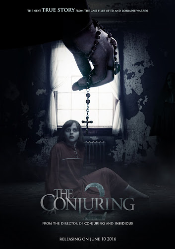 The Conjuring 2 (BRRip 720p Dual Latino / Ingles) (2016)