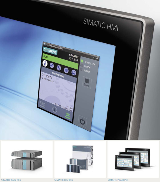SIMATIC-S7-1500-Software