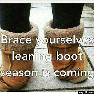 brace yourself the uggs are coming