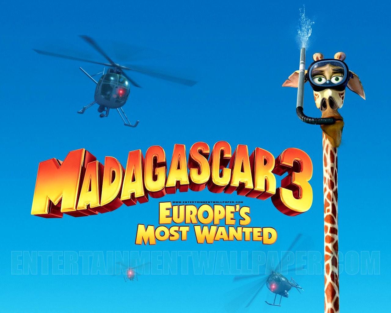 Madagascar 3 wallpaper - Madagascar wallpaper ...