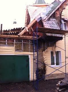 Сайдинг вентилируемого фасада для коттеджа