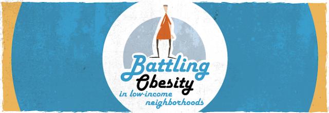 Battling Obesity In Amercia #Infographic