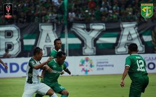 Persebaya Surabaya vs PS TNI Imbang 1-1 Highlights