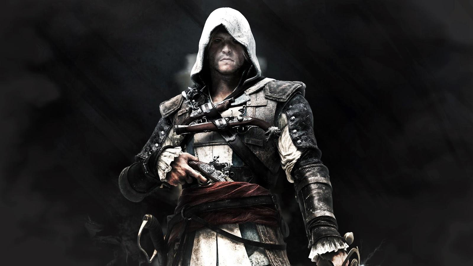 Assassin's Creed IV Black Flag HD Wallpapers - Walls720