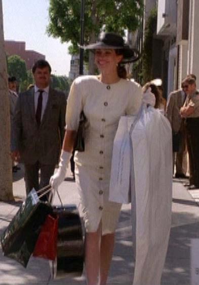 Uma linda mulher vestido com chapéu