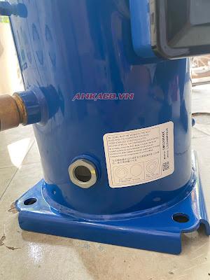 Nhận sửa chữa, thay block Danfoss 10 hp SM120S4VC, Block lạnh công nghiệp - 1