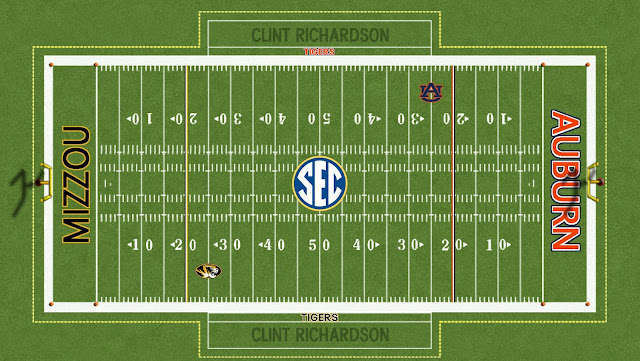 auburn football 2013 sec championship field