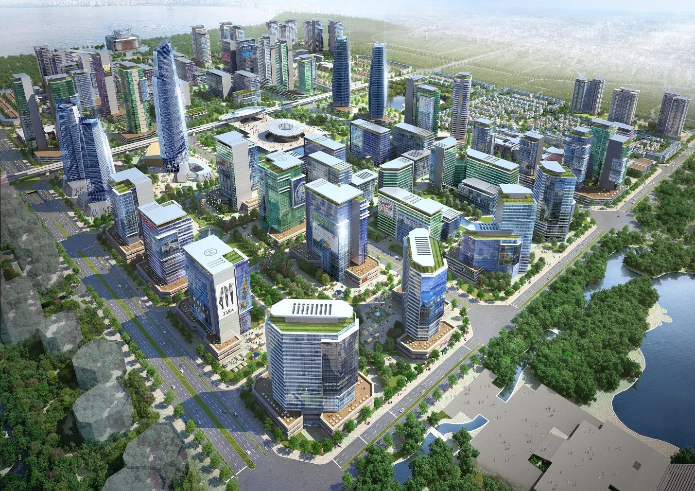 Những ưu điểm nổi bật của dự án Chung cư N03T6 Ngoại Giao Đoàn