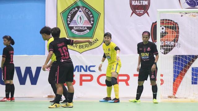 Kebumen United Angels Juara Women Pro Futsal League 2019