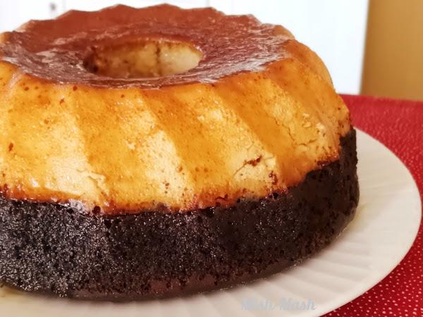 Шоколадова торта с карамел