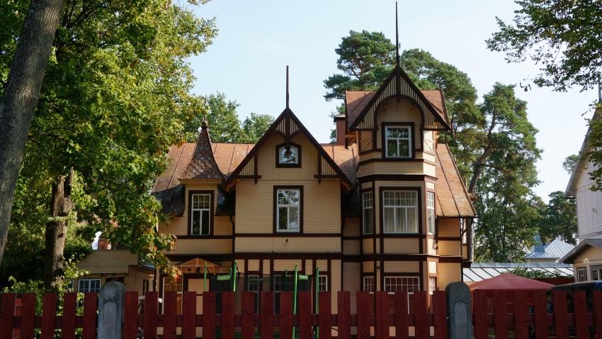 Lettland Jurmala