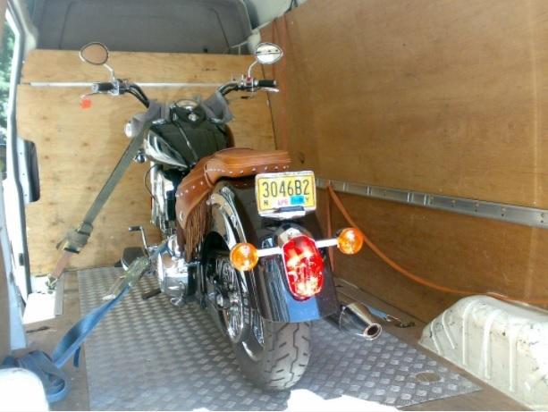 Motorbike Recovery London