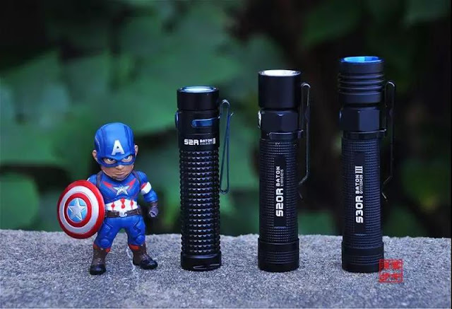best rechargeable outdoor flashlight