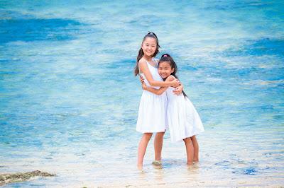 沖縄 ロケーションフォト 子供