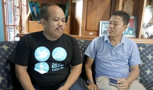 Diamuk Anggota Dprd, Edi Sucipto Tak Kuasa Menahan Air Mata