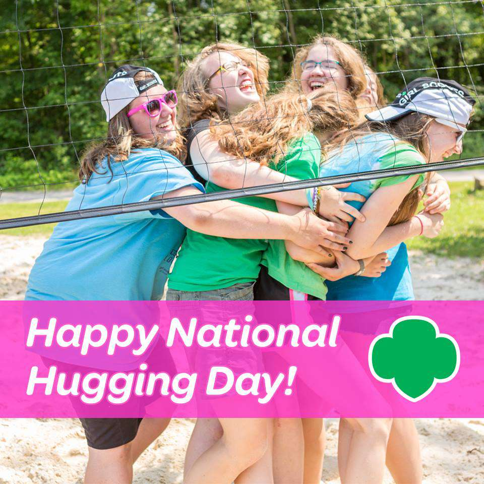 National Hugging Day Wishes Photos