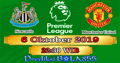 Prediksi Bola855 Newcastle vs Manchester United 6 Oktober 2019