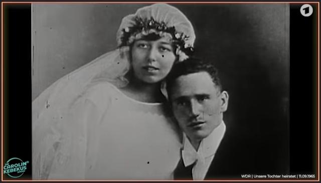 Heiraten und das Brimborium des 20.ten Jahrhunderts. Aus der Carolin Kebekus Show.