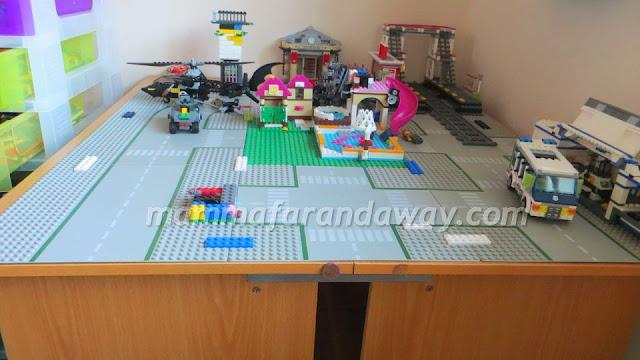 tavolo gioco lego