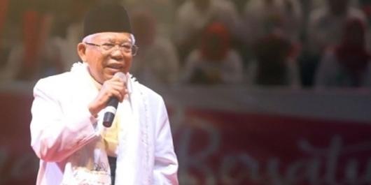 Lebih Kenyang Pengalaman, Ma'ruf Amin Diyakini Bisa Atasi Sandiaga di Debat