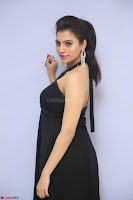 Priyanka in Sleeveless Black Slim Dress Spicy Pics ~  Exclusive 53.JPG