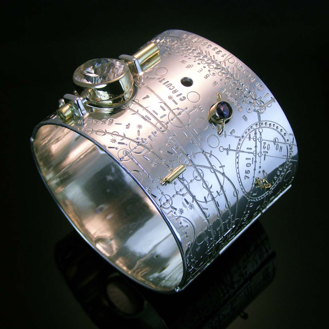 Jewelry News Network Space Age Jewelry Creations